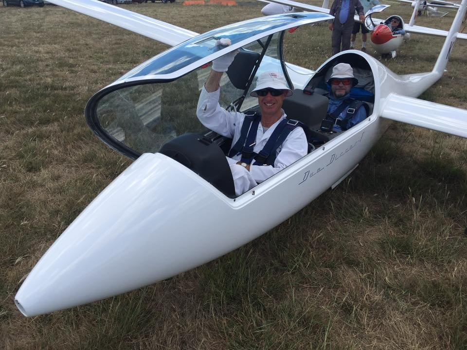 Duo Discuss Temora 2017